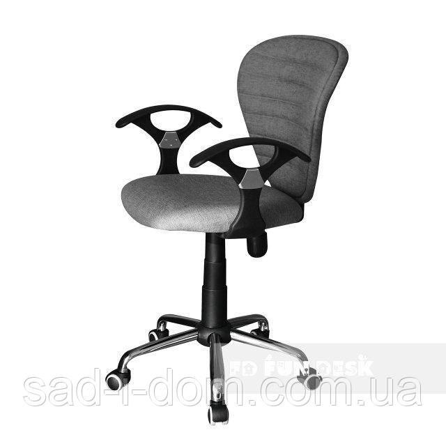 Детское компьютерное ортопедическое кресло FunDesk LST7, серое