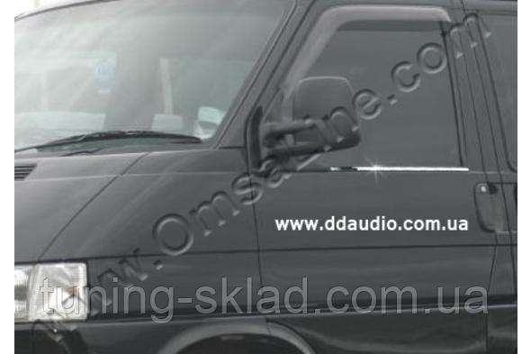 Молдинги стекол Volkswagen T4 Caravelle/Multivan (Фольксваген Каравелла)