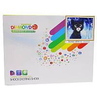 """Алмазная мозаика GB 70112 """"Котёнок"""" 30-40 см"""
