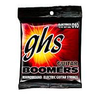 Струны для электрогитары GHS GBL Boomers Light 10-46 (.10 - .46) уценка