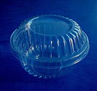 Пищевой контейнер (1200 шт)d108 h66, V=300мл