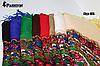 Червона українська хустка з парчою Вишенька, фото 6