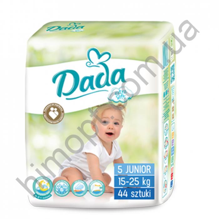 Подгузники Dada Extra Soft 5 Junior 15-25 Кг, 44 Шт — в Категории ... 802ce485090