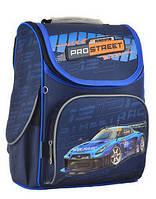 Рюкзак шкільний каркасний для хлопчика YES H-11 Street, 555216 33.5 * 26 * 13.5 см