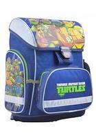 Рюкзак шкільний каркасний для хлопчика 1 ВЕРЕСНЯ H-26 Turtles 555084, 40 * 30 * 16 см