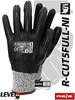 Защитные перчатки REIS R-CUT5FULL-NI.