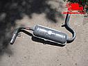 Глушитель ВАЗ 2121, 21213, 21214, НИВА сварной (TEMPEST). Ціна з ПДВ., фото 2