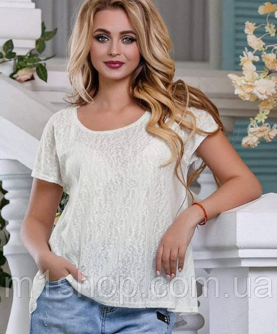 Женская футболка-туника (2622-2621 svt)
