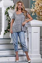 Женская футболка-туника (2622-2621 svt), фото 2