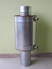 Теплообменник-регистр Костакан 115 мм, фото 3