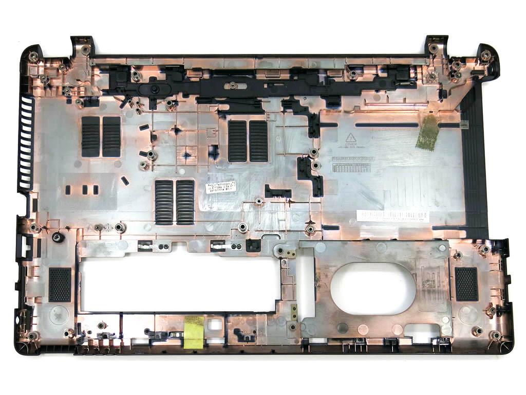 Корпус Acer AspireE1-572 (Нижняя часть - нижняя крышка (корыто)). Ориг