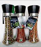 Микс перцев Gourmet Green Chili Mix в многоразовой мельнице (острый), 45 г., фото 2