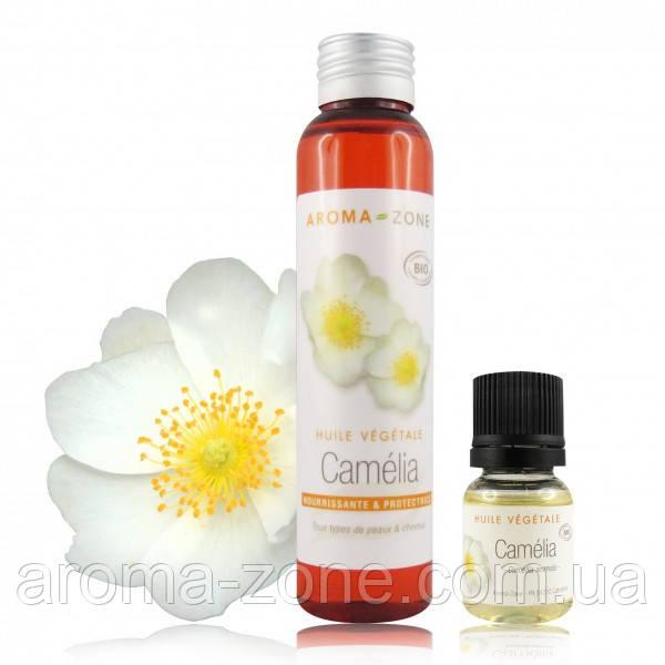 Растительное масло Камелия (Camelia sinensis),10 мл.