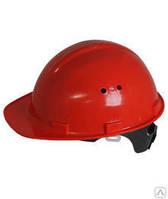 "Каска ""Труд"" красная Средства защиты шлемы распираторы очки"