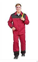 Костюм рабочий куртка брюки полукомбинезоны под заказ