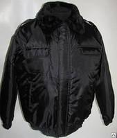 Куртка утепленная «Пилот-2» с меховым воротником