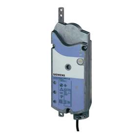 Электропривод SIEMENS cерии GBB331.2E, 3-точечный, раб. напряжение 230В, время сраб. 150 с.