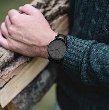 Стильные мужские наручные кварцевые часы Vigor Rigger, фото 3