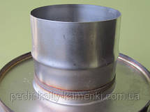 Теплообменник Костакан 140 мм, фото 3