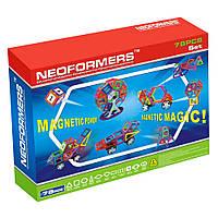 Магнитный конструктор Neoformers BWT04-78