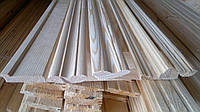 Плинтус деревянный сосна, дуб, липа Киев Оболонь