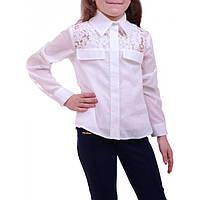 Блуза для девочки Маргаритка 131908 (р.122,134,140)