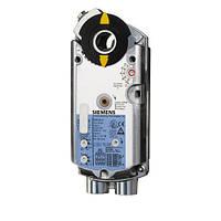 Электропривод SIEMENS cерии GBB131.1E, 3-точечный, раб. напряжение 24В, время сраб. 32 с.