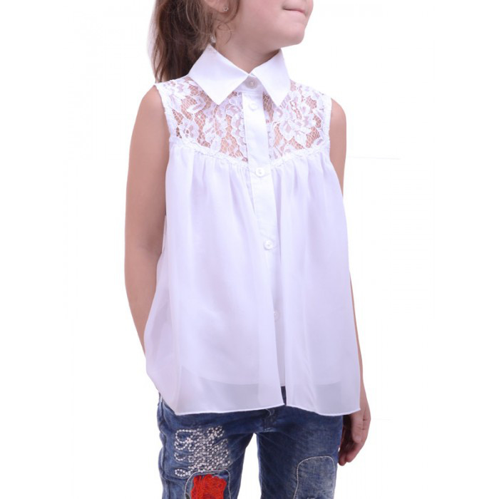 Блуза для девочки Розалия 131911 (р.128)