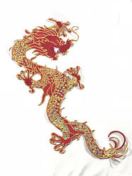 Нашивки драконы