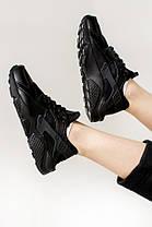 Женские Кроссовки Nike Air Huarache Run 634835-012  (Оригинал), фото 2