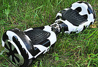 """Гироборд SmartWay 6,5"""" с Bluetooth и колонками Dalmatian с пультом"""