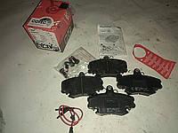 Тормозні колодки передні LOGAN/CLIO I/II /TWINGO (TRW)
