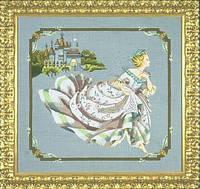 Схема Mirabilia Designs Cinderella Золушка MD69