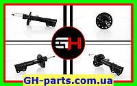 Передній газ-масл амортизатор на FIAT DOBLO CARGO II (263) (02.2010-) правий
