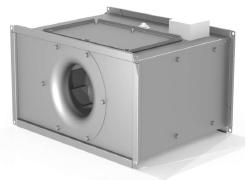 Вентилятор канальный прямоугольный ССК ТМ C-KVARK-P