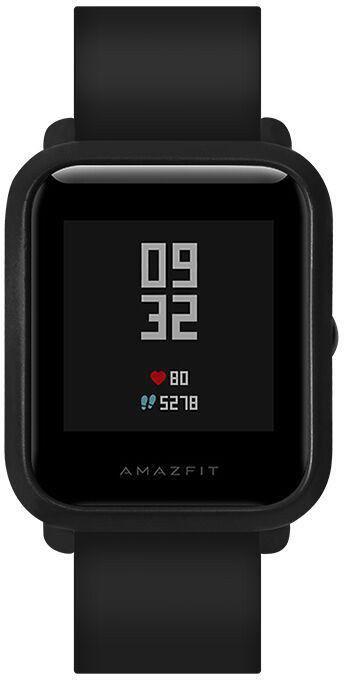 Чехол SIKAI для смарт-часов Xiaomi AMAZFIT Bip черный