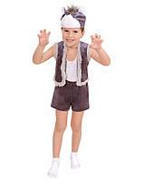 Волк 2 карнавальный костюм для мальчика \ Pur - 83112
