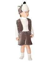 Волк 3 карнавальный костюм для мальчика \ Pur - 82112