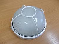 Светильник НПП1104 белый/круг солнце 100Вт, фото 1