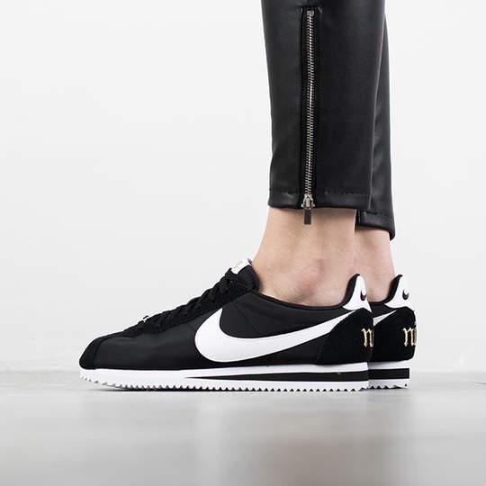 Женские Кроссовки Nike Classic Cortez Premium 903671-001 (Оригинал)
