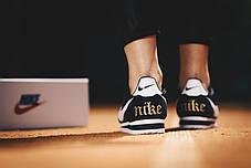 Женские Кроссовки Nike Classic Cortez Premium 903671-001 (Оригинал), фото 3