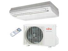 Инверторный напольно-потолочный кондиционер Fujitsu ABYG24LVTA/AOYG24LALA (универсальный)