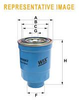 Топливный фильтр Mazda 323 (WIX двиг. 1.6D;1.7D;2.0D)