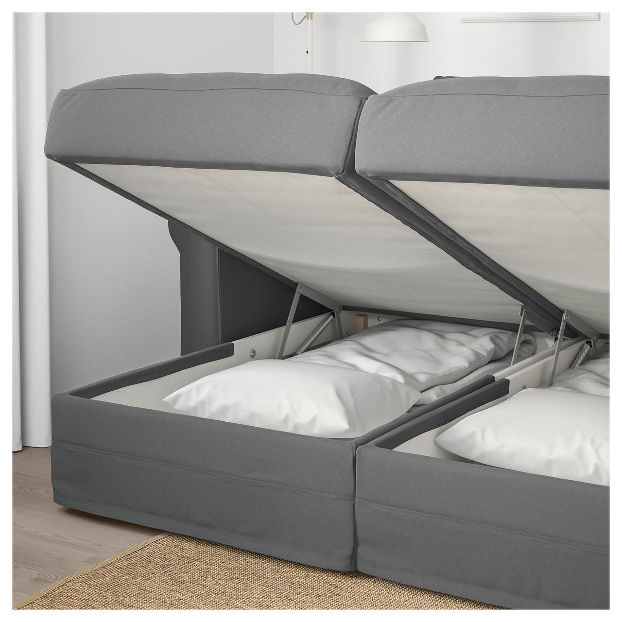IKEA GRONLID (392.560.71) 4-местный диван