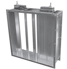 Клапан повышенной плотности Веза КЕДР-180х200-М220-Н-С-УХЛ2