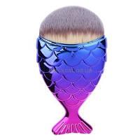 Кисть- рыбка с крышкой для стряхивания пыли Global Fashion