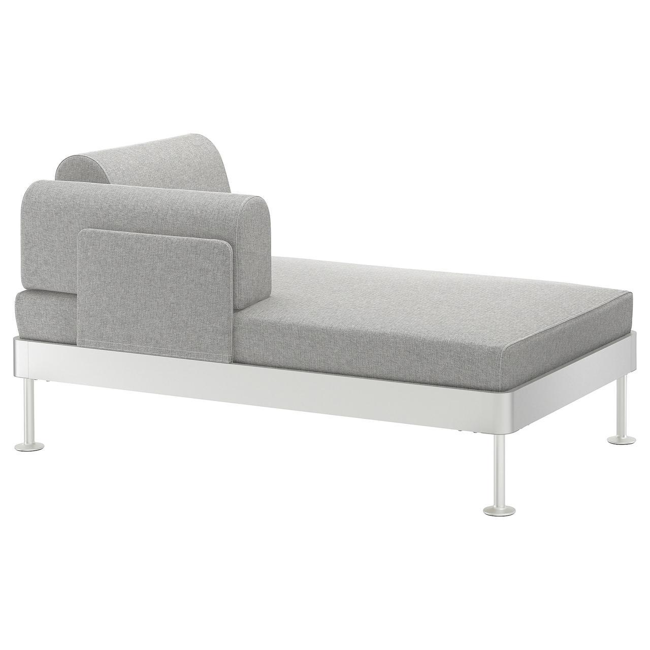 IKEA DELAKTIG (092.599.38) Шезлонг с подлокотником