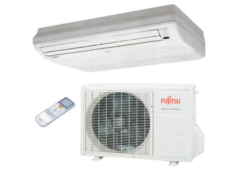 Инверторный напольно-потолочный кондиционер Fujitsu ABYG54LRTA/AOYG54LATT (подпотолочный)