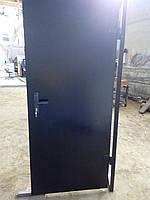 Двери технические с утеплением (стальные) S:2060*860 (D: лицевая 1,5, задняя 0,7)