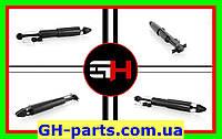Передній газ-масл амортизатор на FORD RANGER (USA) 2WD (01.2001-12.2009)
